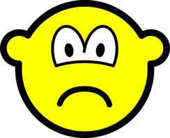 Sad buddy icon