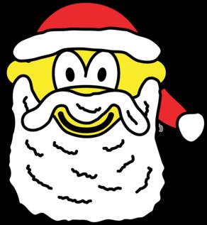 Santa buddy icon