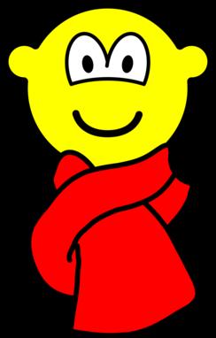 Scarf buddy icon