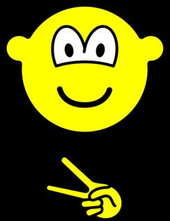 Scissors buddy icon