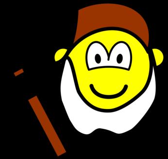Grumpy buddy icon