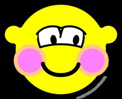 Shy buddy icon