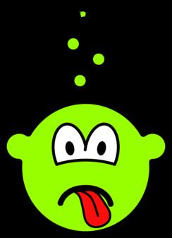 Sick buddy icon