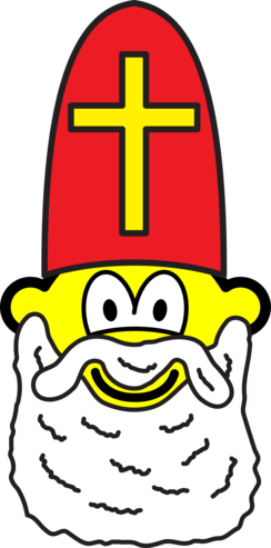 Sinterklaas buddy icon