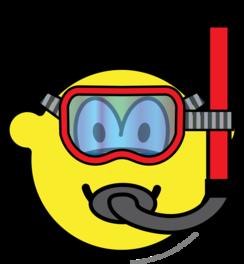 Snorkel buddy icon