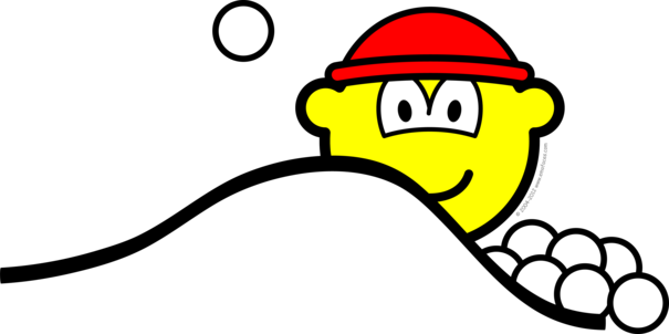 Snowball fight buddy icon