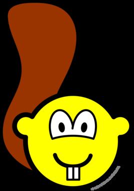 Squirrel buddy icon