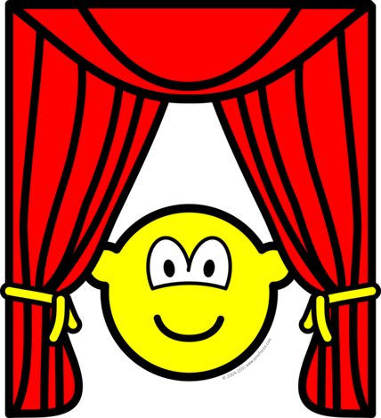 Theater buddy icon