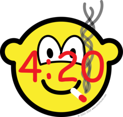 Stoner 4:20 buddy icon
