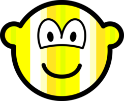 Stripey buddy icon