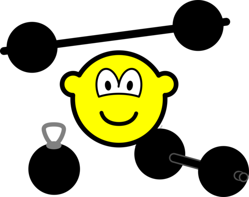 Strongman buddy icon