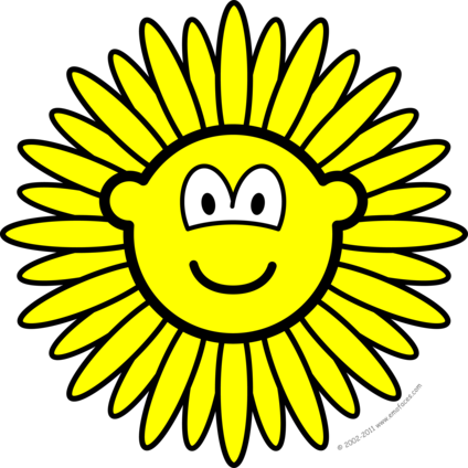 Sunflower buddy icon