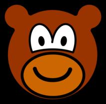 Teddy bear buddy icon