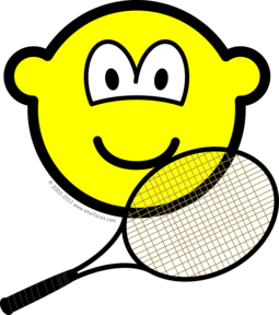 Tennis buddy icon