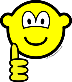 Thumb up buddy icon