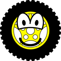 Tire buddy icon