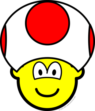 Toad buddy icon