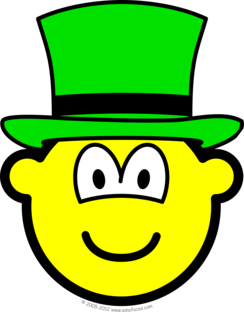 Green hat buddy icon