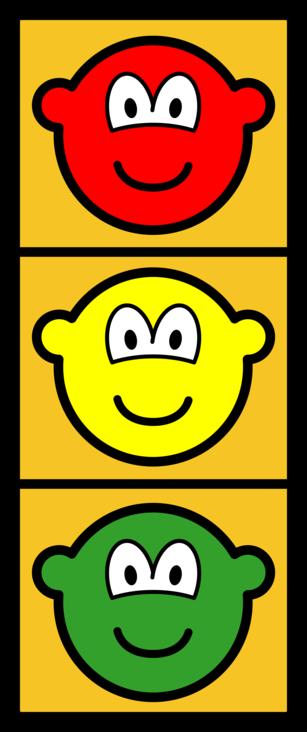Traffic light buddy icon