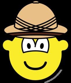 Tropical buddy icon