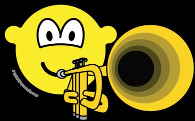 Trumpet buddy icon