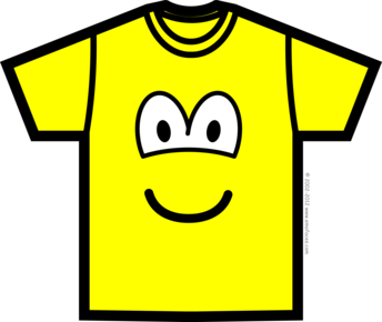 T-shirt buddy icon