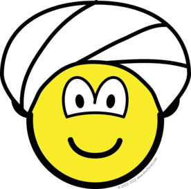 Turban buddy icon