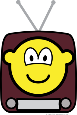 TV buddy icon