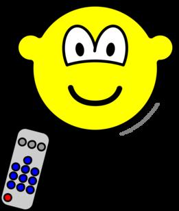 Tv remote buddy icon