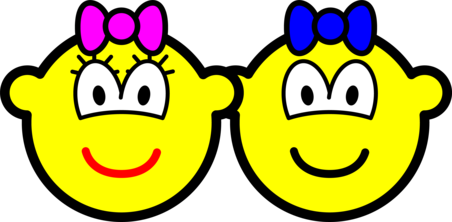 Twins buddy icon