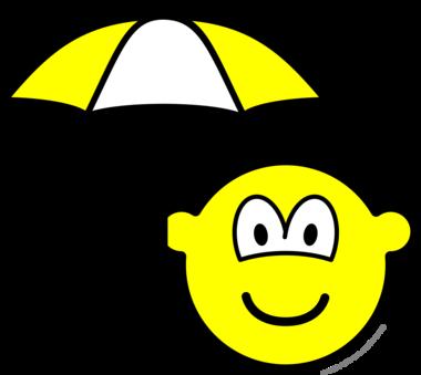 Umbrella buddy icon