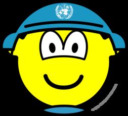UN soldier buddy icon