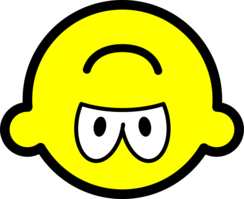 Upside down buddy icon
