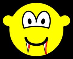 Vampire buddy icon