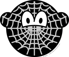 Venom Spiderman buddy icon