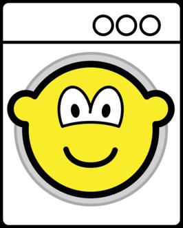 Washmachine buddy icon