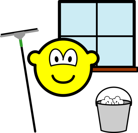 Window cleaner buddy icon