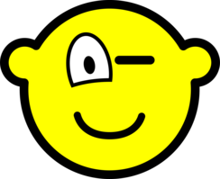 Wink buddy icon