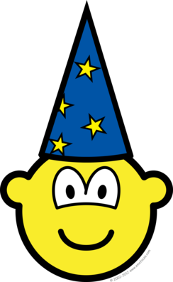 Wizard buddy icon