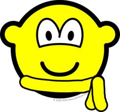 Yellow belt buddy icon