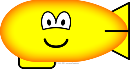 Zeppelin buddy icon