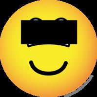 Anonymous emoticon