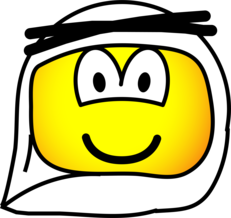 Arab emoticon