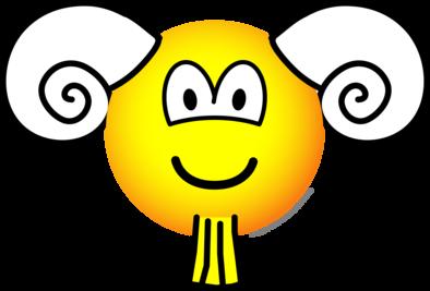 Aries emoticon