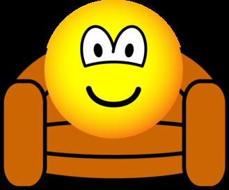 Armchair emoticon