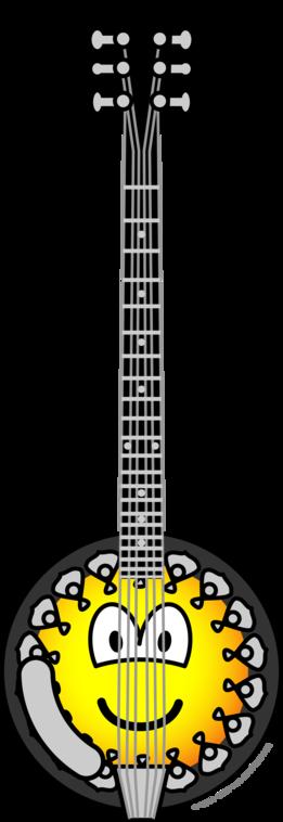 Banjo emoticon