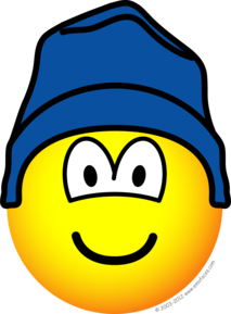 Beanie emoticon