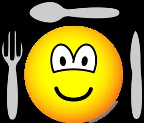 Cutlery emoticon