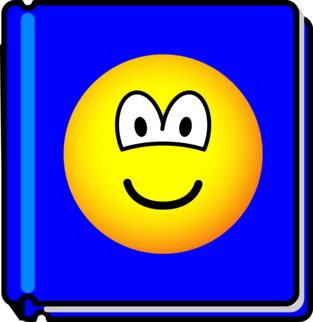 Book Emoticon Emoticons Emofaces Com