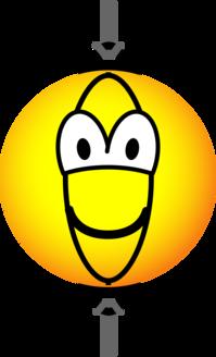 Boxingball emoticon